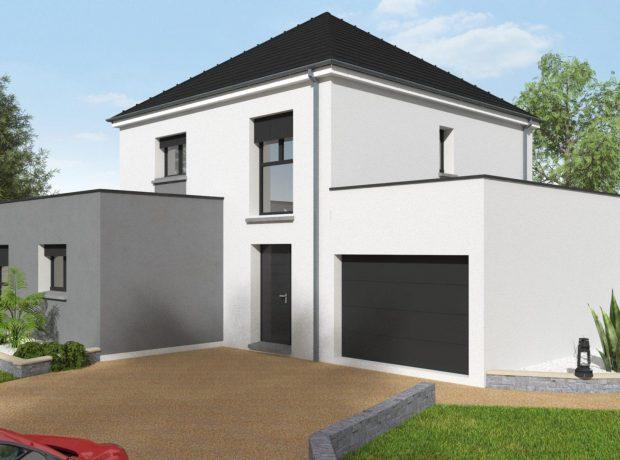 Maison de 144.62 m² à Maurepas