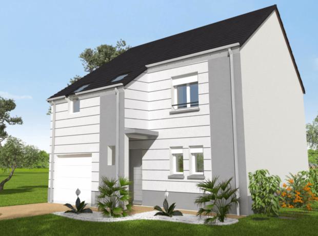 Découvrir le plan de maison ALMADA
