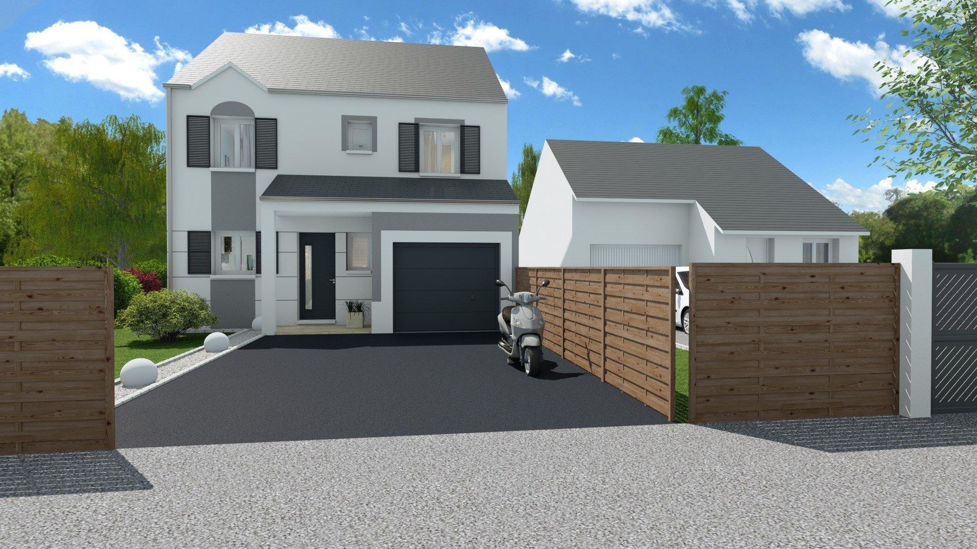 Constructeur De Maison Chartres programme la belle d'ablis- notre maison témoin - réabelle