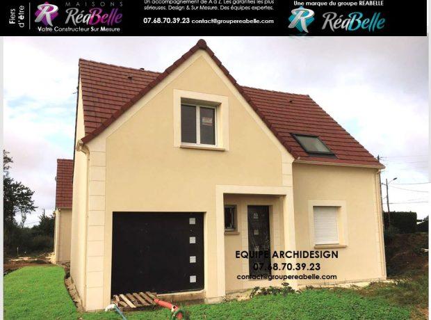 Maison de 84.55 m² à Melun