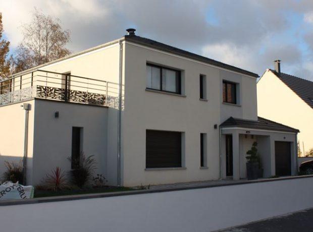 Maison de 100 m² à Magny-les-Hameaux