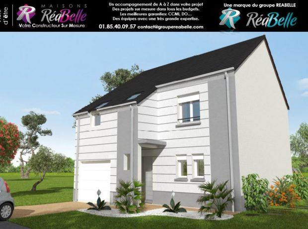 Maison de 100 m² à La Ville-du-Bois