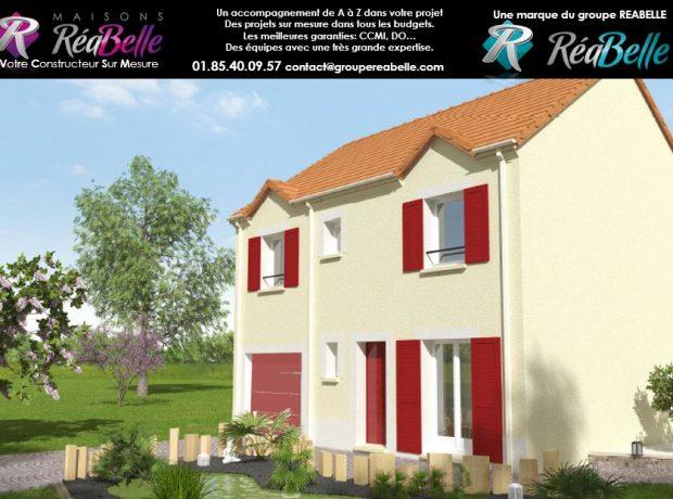 Maison de 100 m² à Longjumeau
