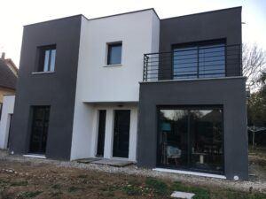 Exemple De Toit Terrasse Realisation De Maison Reabelle Constructeur De Maisons Individuelles