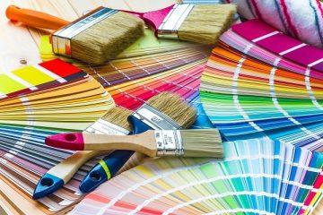 Peindre votre intérieur : tendance en 2019